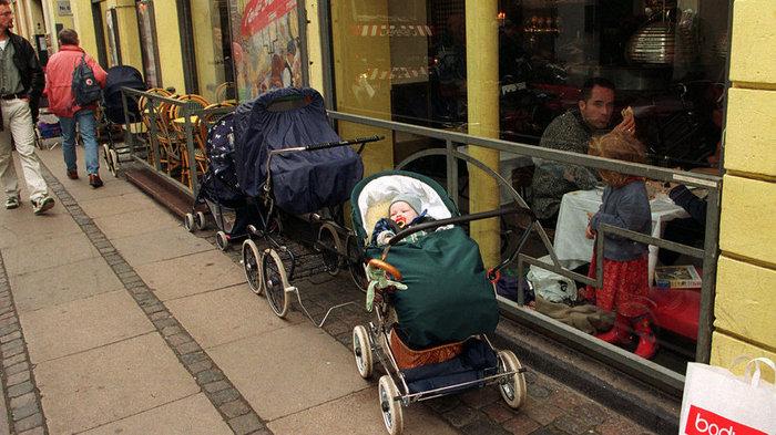 Γιατί οι Βόρειοι αφήνουν τα καρότσια με τα μωρά έξω στο πολικό κρύο; - εικόνα 3