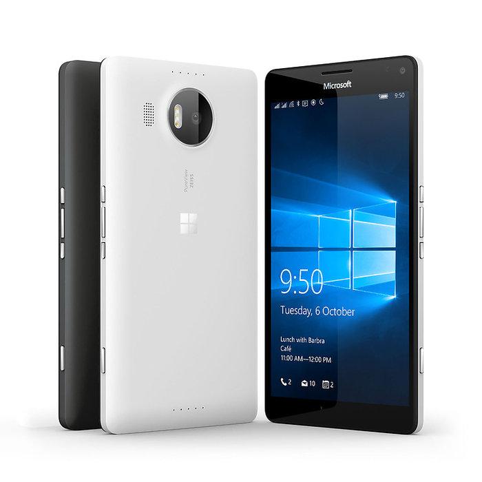 Νέα Microsoft Lumia 950 - 950XL Smartphones με Windows 10!