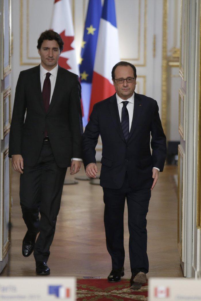 Νέος, ωραίος και... ψηλός: Ο φόβος κάθε ηγέτη σε μια φωτογραφία!