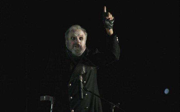 Στους Πέρσες σε σκηνοθεσία Ντίμιτερ Γκότσεφ στην Επίδαυρο