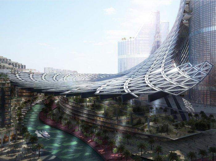 Αυτό θα είναι το υψηλότερο κτίριο του κόσμου - εικόνα 3
