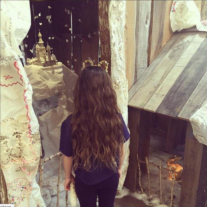 Περήφανη η διάσημη μαμά: 8χρονη θα χαρίσει τα μαλλιά της σε άρρωστα παιδιά