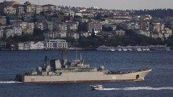 Εξομαλύνεται η έξοδος των ρωσικών πλοίων από το Βόσπορο