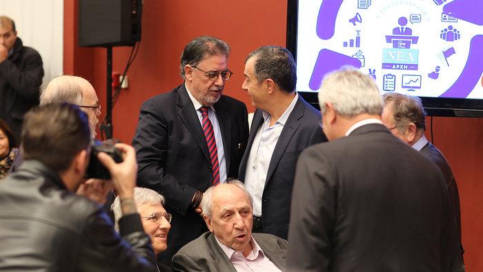 Το 5% ως όριο εισόδου στη Βουλή προτείνει ο Θεοδωράκης - εικόνα 2