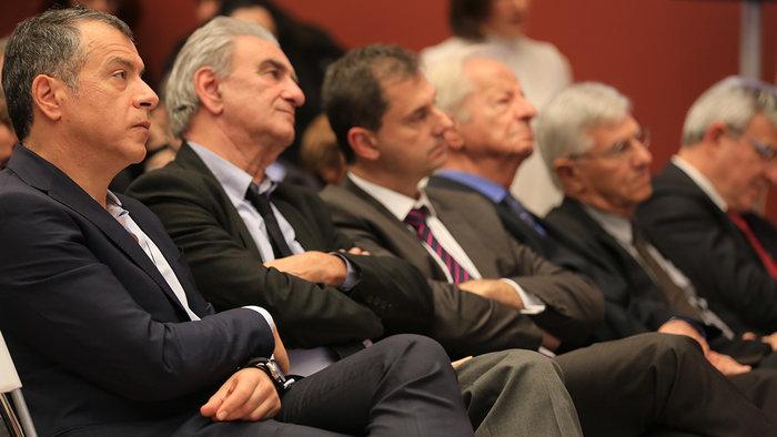 Το 5% ως όριο εισόδου στη Βουλή προτείνει ο Θεοδωράκης