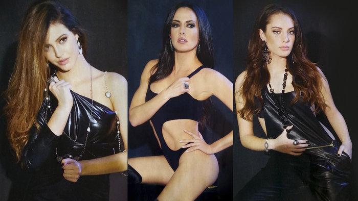 Η Ευη Αδάμ και οι έφηβες κόρες της σε σέξι φωτογραφηση - εικόνα 5