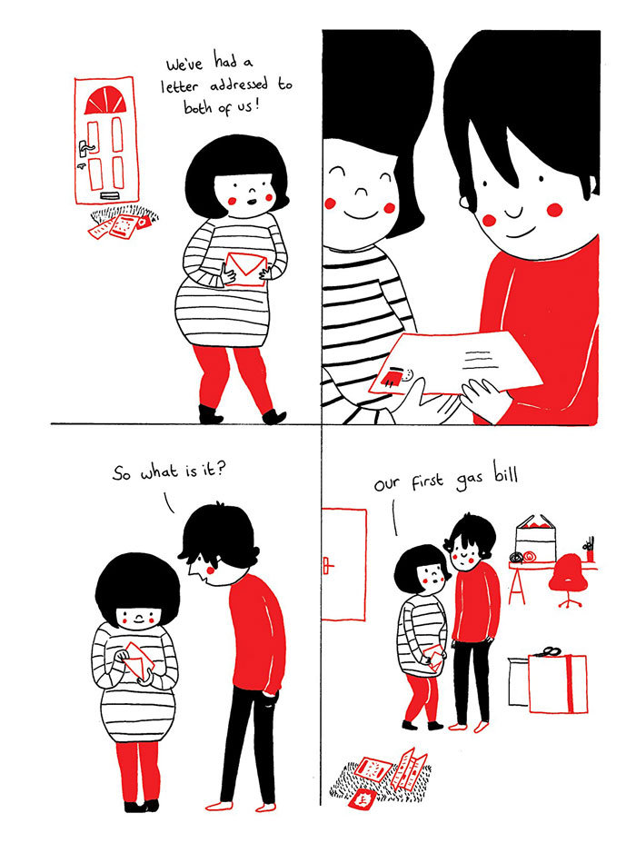Η αγάπη βρίσκεται στα μικρά πράγματα