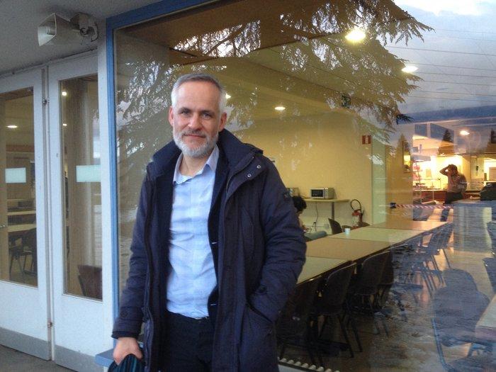 Γιάννης Παπαφιλίππου (Τομέας Επιταχυντών, CERN)