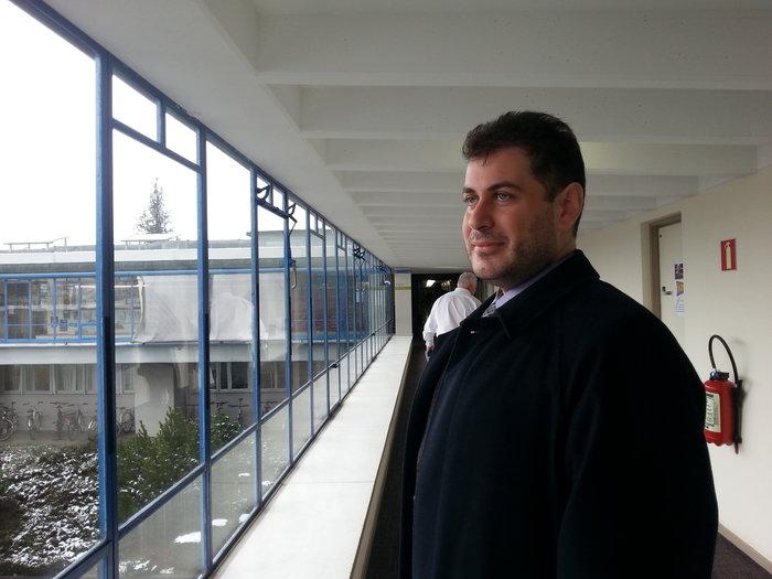 Παναγιώτης Χαρίτος - Διεύθυνση Επιταχυντών και Τεχνολογίας, CERN