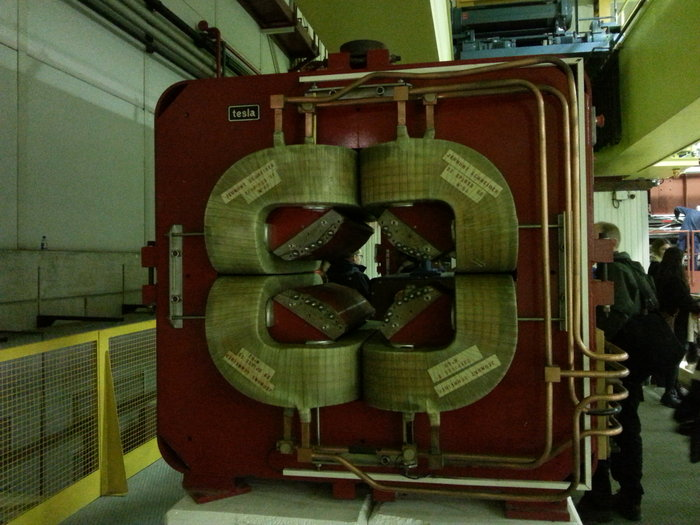 Antimmater Factory, το εργοστάσιο αντι-υλης