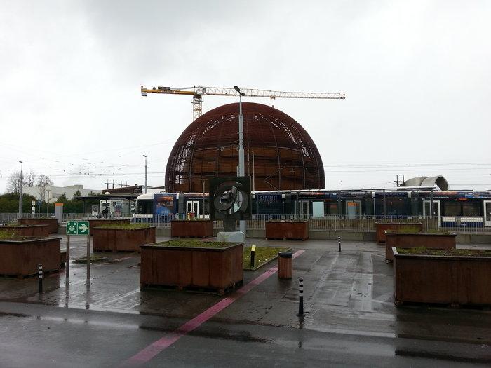 Tο μουσείο Globe of Science and Innovation του CERN