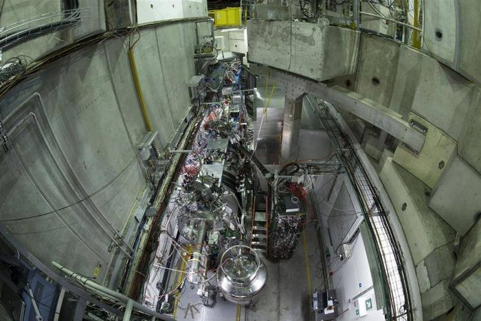 AEgIS - Ένα από τα πειράματα που μελετούν τις ιδιότητες της αντιύλης στο CERN