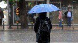Εκτακτο δελτίο επιδείνωσης καιρού: Μπόρες και χαλάζι τις επόμενες ώρες