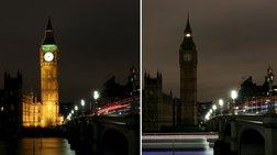 Εμβληματικά μνημεία & πόλεις λουσμένες...στο σκοτάδι: 25 υπέροχες φωτό