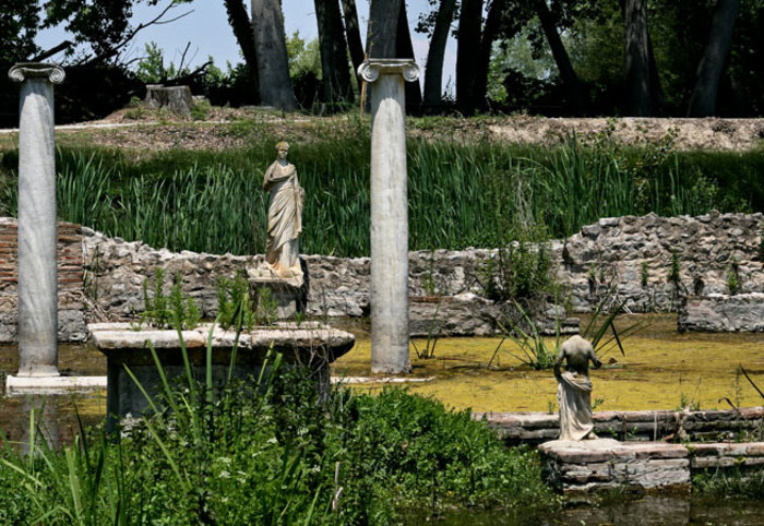 Αρχαιολογικό Πάρκο Δίον