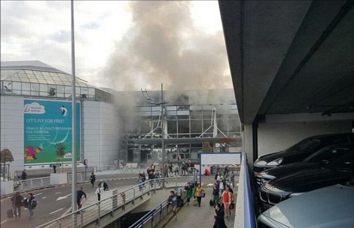 ISIS: Εμείς χτυπήσαμε μετρό & αεροδρόμιο στις Βρυξέλλες - εικόνα 10