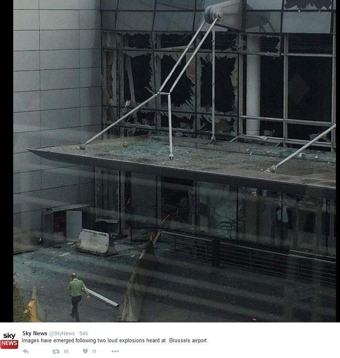 ISIS: Εμείς χτυπήσαμε μετρό & αεροδρόμιο στις Βρυξέλλες - εικόνα 11