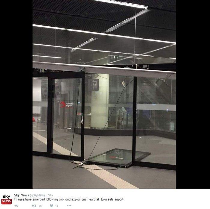ISIS: Εμείς χτυπήσαμε μετρό & αεροδρόμιο στις Βρυξέλλες - εικόνα 12