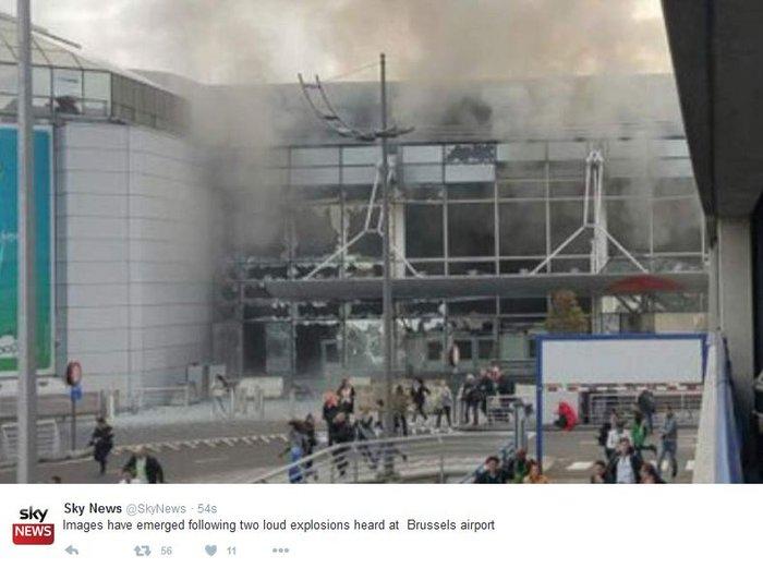 ISIS: Εμείς χτυπήσαμε μετρό & αεροδρόμιο στις Βρυξέλλες - εικόνα 13