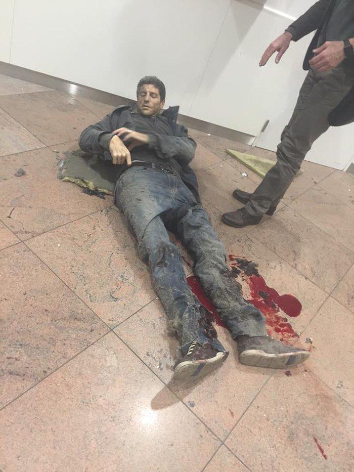 ISIS: Εμείς χτυπήσαμε μετρό & αεροδρόμιο στις Βρυξέλλες - εικόνα 15
