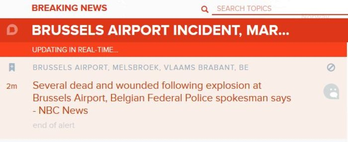 ISIS: Εμείς χτυπήσαμε μετρό & αεροδρόμιο στις Βρυξέλλες - εικόνα 7