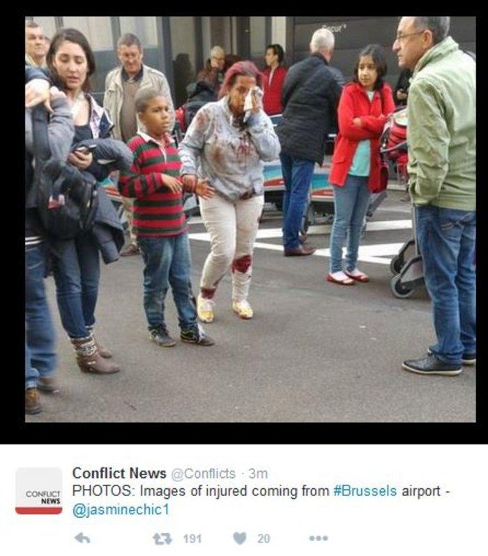 ISIS: Εμείς χτυπήσαμε μετρό & αεροδρόμιο στις Βρυξέλλες - εικόνα 17