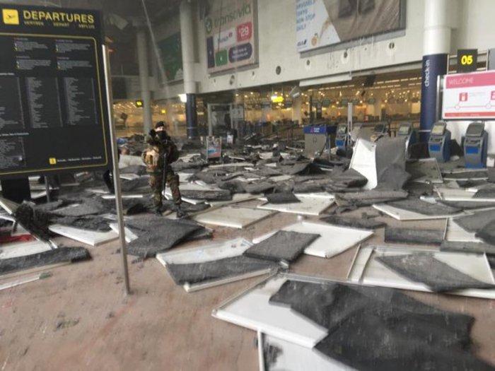 ISIS: Εμείς χτυπήσαμε μετρό & αεροδρόμιο στις Βρυξέλλες - εικόνα 19
