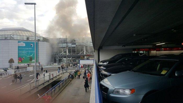 ISIS: Εμείς χτυπήσαμε μετρό & αεροδρόμιο στις Βρυξέλλες - εικόνα 6