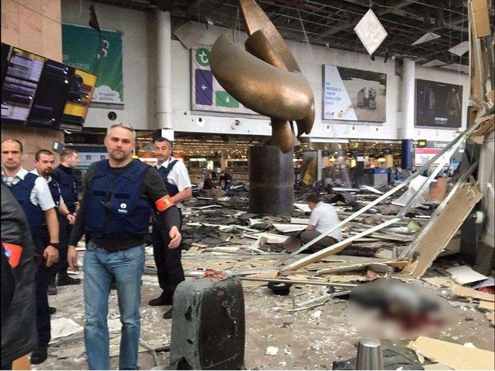 ISIS: Εμείς χτυπήσαμε μετρό & αεροδρόμιο στις Βρυξέλλες - εικόνα 4