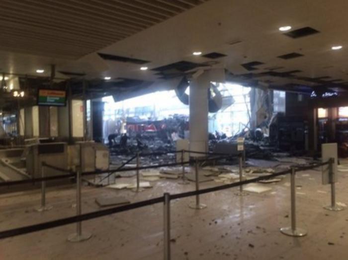 ISIS: Εμείς χτυπήσαμε μετρό & αεροδρόμιο στις Βρυξέλλες - εικόνα 5