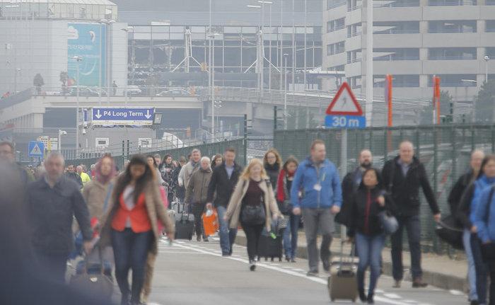 ISIS: Εμείς χτυπήσαμε μετρό & αεροδρόμιο στις Βρυξέλλες - εικόνα 2