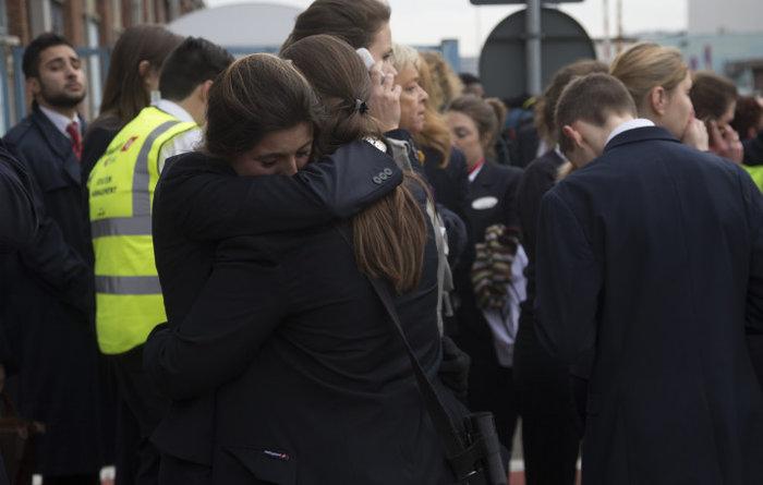 ISIS: Εμείς χτυπήσαμε μετρό & αεροδρόμιο στις Βρυξέλλες - εικόνα 3