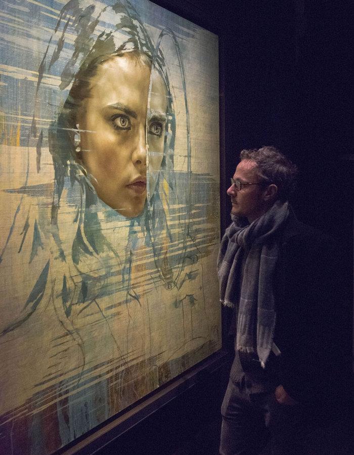 Κάρα Ντελεβίν: Ενα σούπερ μόντελ στο Μουσείο Εθνικής Ιστορίας Δανίας - εικόνα 4