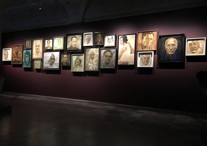 Κάρα Ντελεβίν: Ενα σούπερ μόντελ στο Μουσείο Εθνικής Ιστορίας Δανίας - εικόνα 5