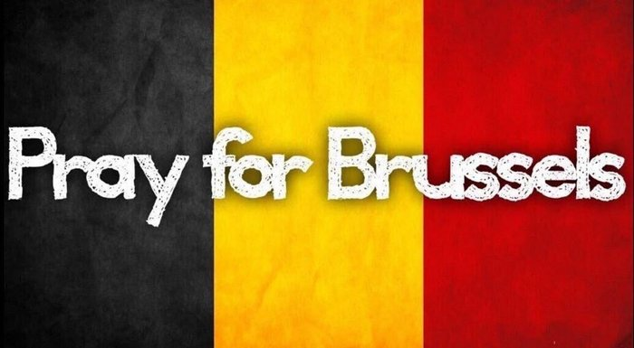 Προσευχηθείτε για τις Βρυξέλλες