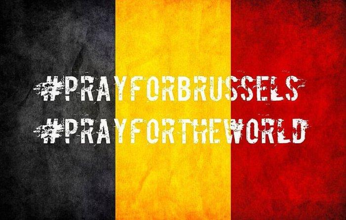 Προσευχηθείτε για τις Βρυξέλλες Προσευχηθείτε για τον κόσμο