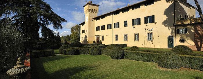 Castello del Nero Hotel and Spa, Τοσκάνη