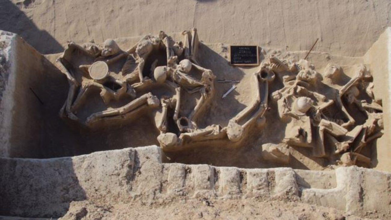 Ομαδικός τάφος-γρίφος για τους αρχαιολόγους στο Φάληρο |thetoc.gr