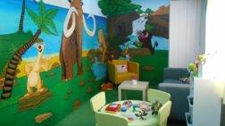 Πρώτο «παιδικό επισκεπτήριο» σε φυλακές (ΦΩΤΟ)