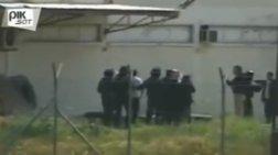 Η στιγμή της σύλληψης του αεροπειρατή στην Κύπρο- βίντεο