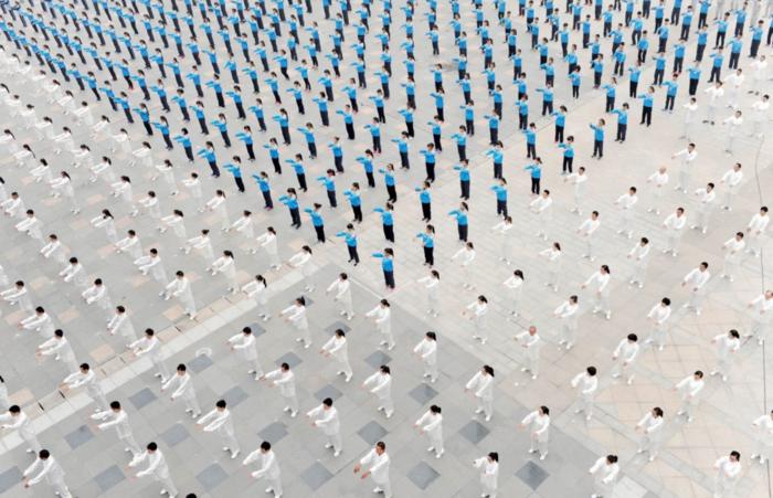Μέχρι το 2028, εκτιμάται ότι η Κίνα θα έχει 1,45 δισεκατομμύρια κατοίκους