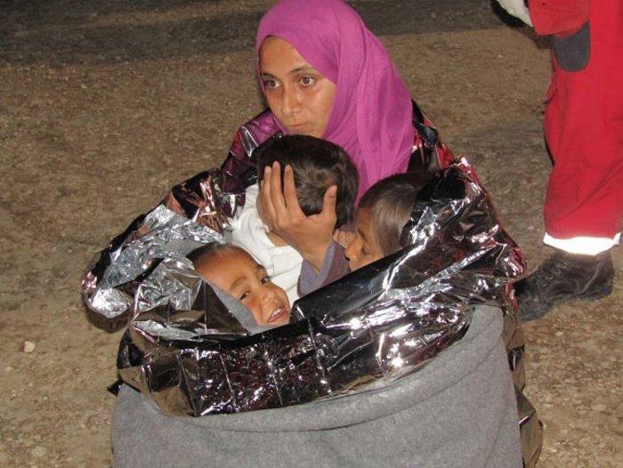 Το ξέσπασμα των προσφύγων στο κέντρο της Ηπείρου - εικόνα 2
