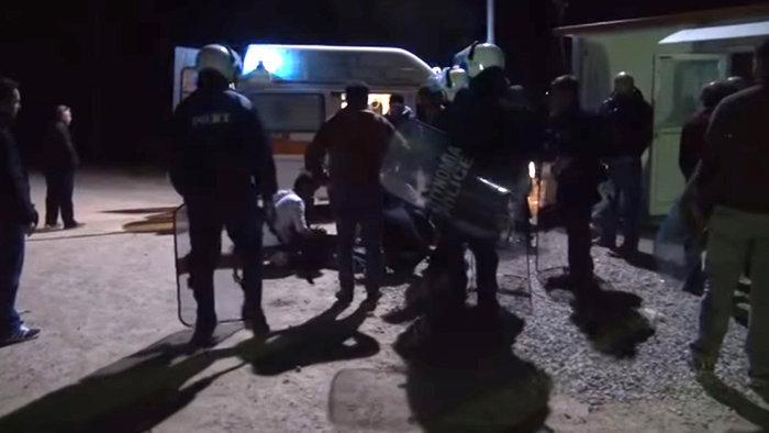 Συναγερμός από τον ΟΗΕ για την έκρηξη βίας στα hotspots