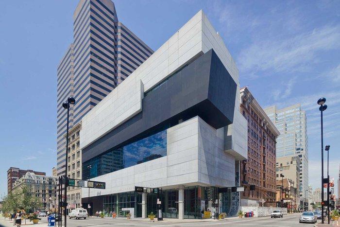 To Rosenthal Centre for Contemporary Art στο Σινσινάτι.