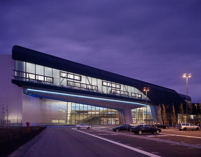 Τα κεντρικά γραφεία της BMW στη Γερμανία