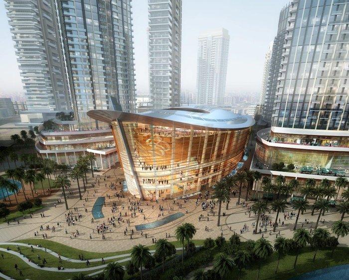 H Opera House στο Ντουμπάι