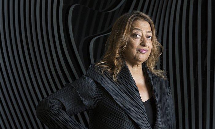 Ζάχα Χαντίντ: Η αρχιτεκτονική κυλούσε στο αίμα της