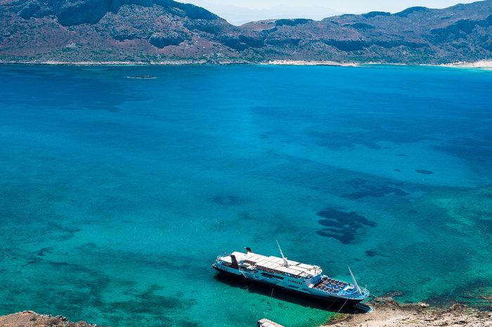 Μπάλος στην Κρήτη: Η παραλία με τη ροζ άμμο και τη σουρεαλιστική ομορφιά - εικόνα 6