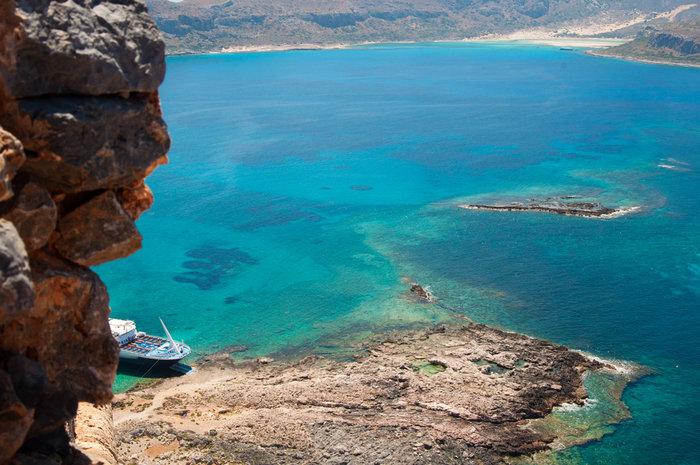 Μπάλος στην Κρήτη: Η παραλία με τη ροζ άμμο και τη σουρεαλιστική ομορφιά - εικόνα 8
