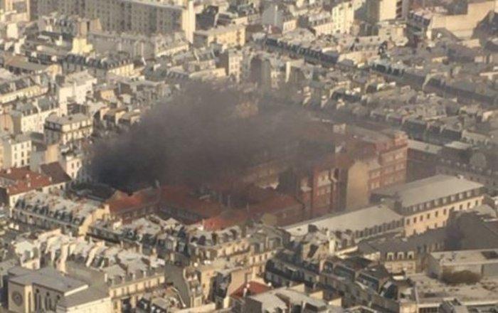 17 τραυματίες στο Παρίσι από την έκρηξη αερίου